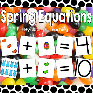 https://www.teacherspayteachers.com/Product/Spring-Equations-1797506