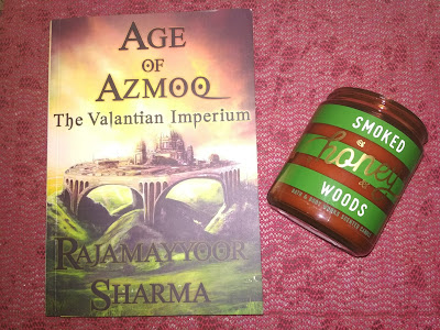 Book Review : Age of Azmoq The Valantian Imperium by Rajamayyoor Sharma