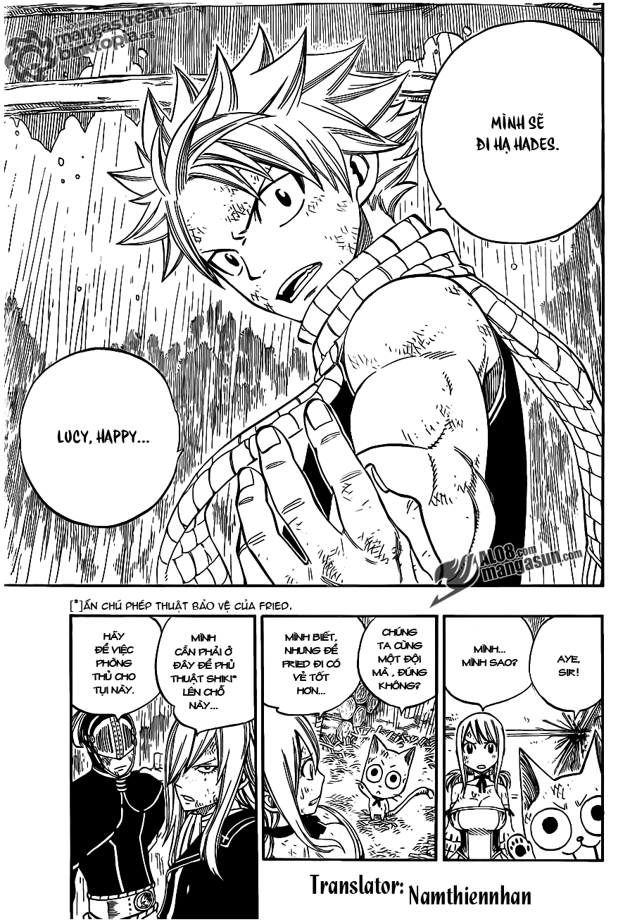 Fairy Tail chap 242 trang 4