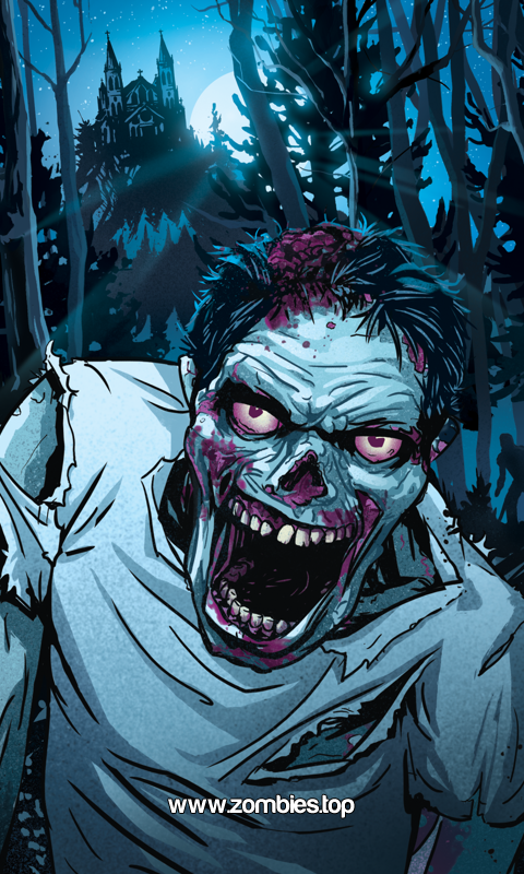 Imagenes de zombies para WhatsApp