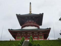 成田山新勝寺平和の大塔