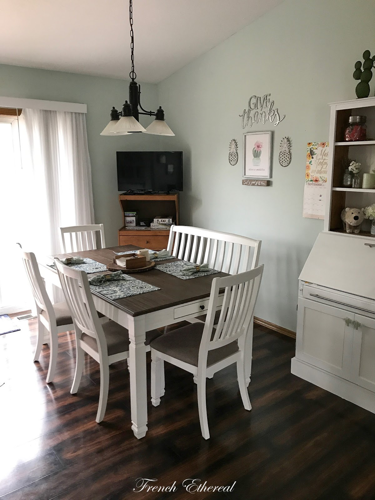 French ethereal elements of design transitional style - What is transitional style ...