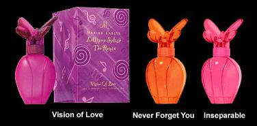 Baptism by Fragrance: Lollipop Splash- Mariah Carey