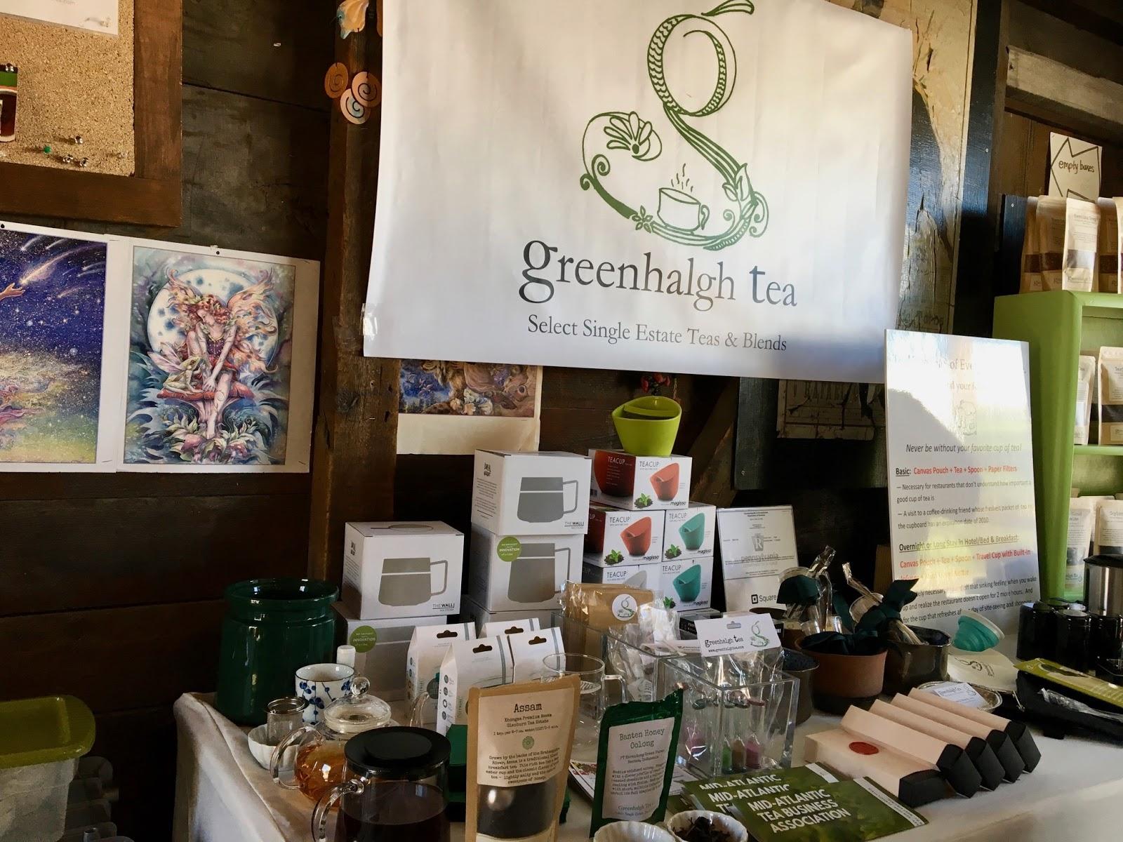 pa tea festival vendors in the red barn internet marketing dan
