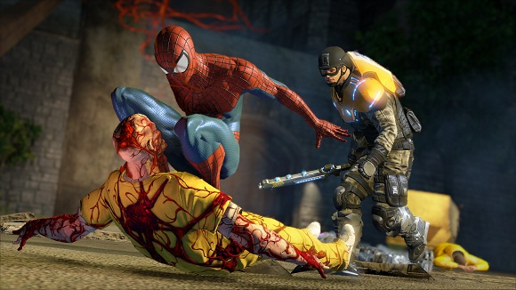 The Amazing Spiderman 2 PC Full Version Screenshot 1