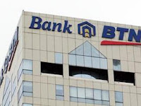 Bank BTN - Recruitment For 5 Positions January 2017
