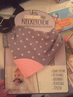 neckerchew cheeky chomper teething toy
