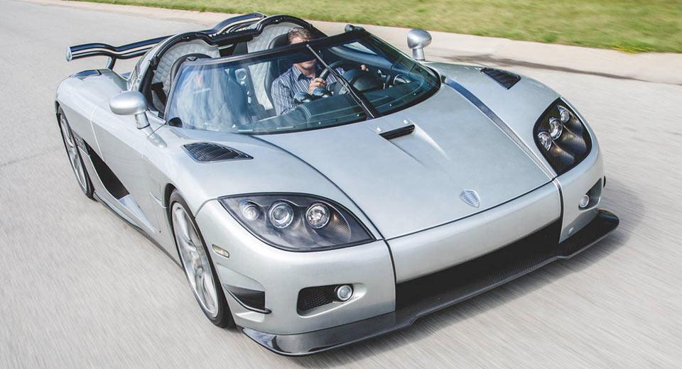 Koenigsegg Ccxr Trevita >> Floyd Mayweather's Koenigsegg CCXR Trevita Set For Monterey Auction