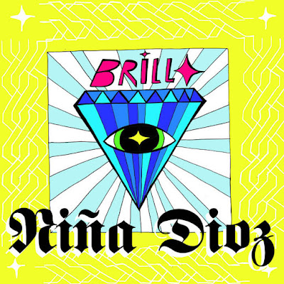 "Allow Us To Introduce You To Explosive Electric Artist Niña Dioz & Her Thunderous Groovy Tune ""Brillo""!"