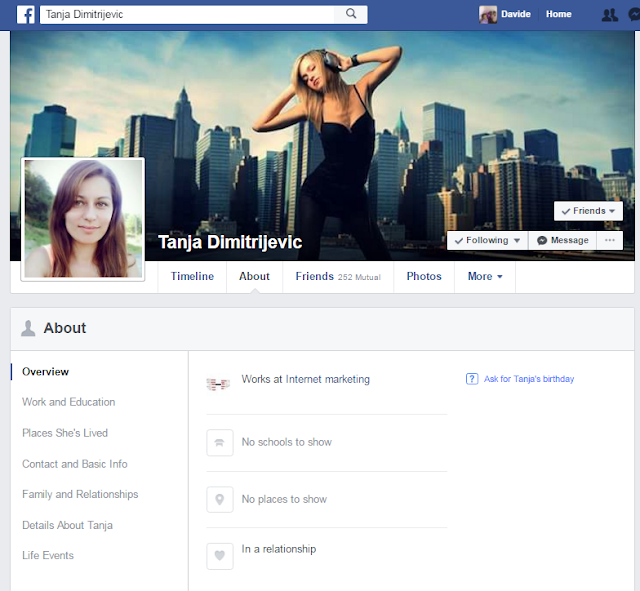 Fake Profiles On Facebook