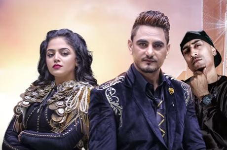 Angreji Wali Madam Lyrics - Kulwinder Billa, Shipra, Dr Zeus Full Song HD Video
