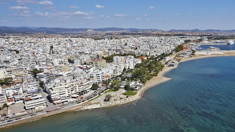 4,7 εκατ. ευρώ από το ΕΣΠΑ για έργα ανάπλασης της παραλιακής ζώνης της Αλεξανδρούπολης