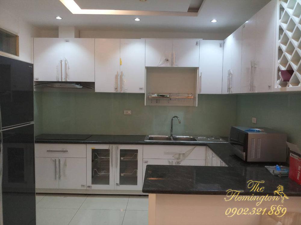 5 căn hộ THE FLEMINGTON cho thuê giá tốt nội thất đầy đủ