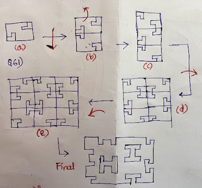 IMG_6251 Answer key to UCEED 2018 Previous paper Tutorial