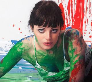 mujeres-pintura-fotorrealista