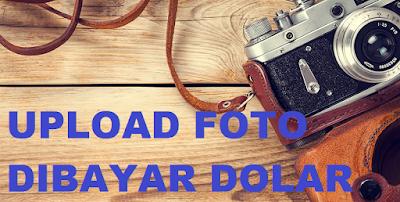 bisnis online gratis upload foto dibayar dolar