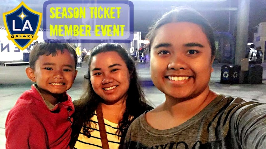 LA Galaxy: Season Ticket Member Event