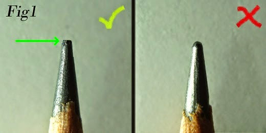 Art Drawings . Paintings , Sketches , realistic hyper art: Pencil Tips