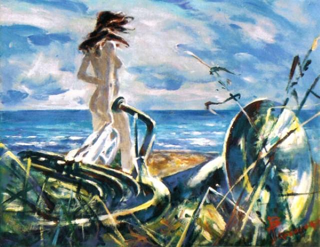 Современное искусство Израиля