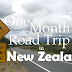 One Month Road Trip in New Zealand