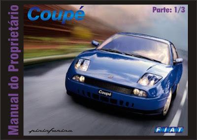 Manual do proprietário Fiat Coupé