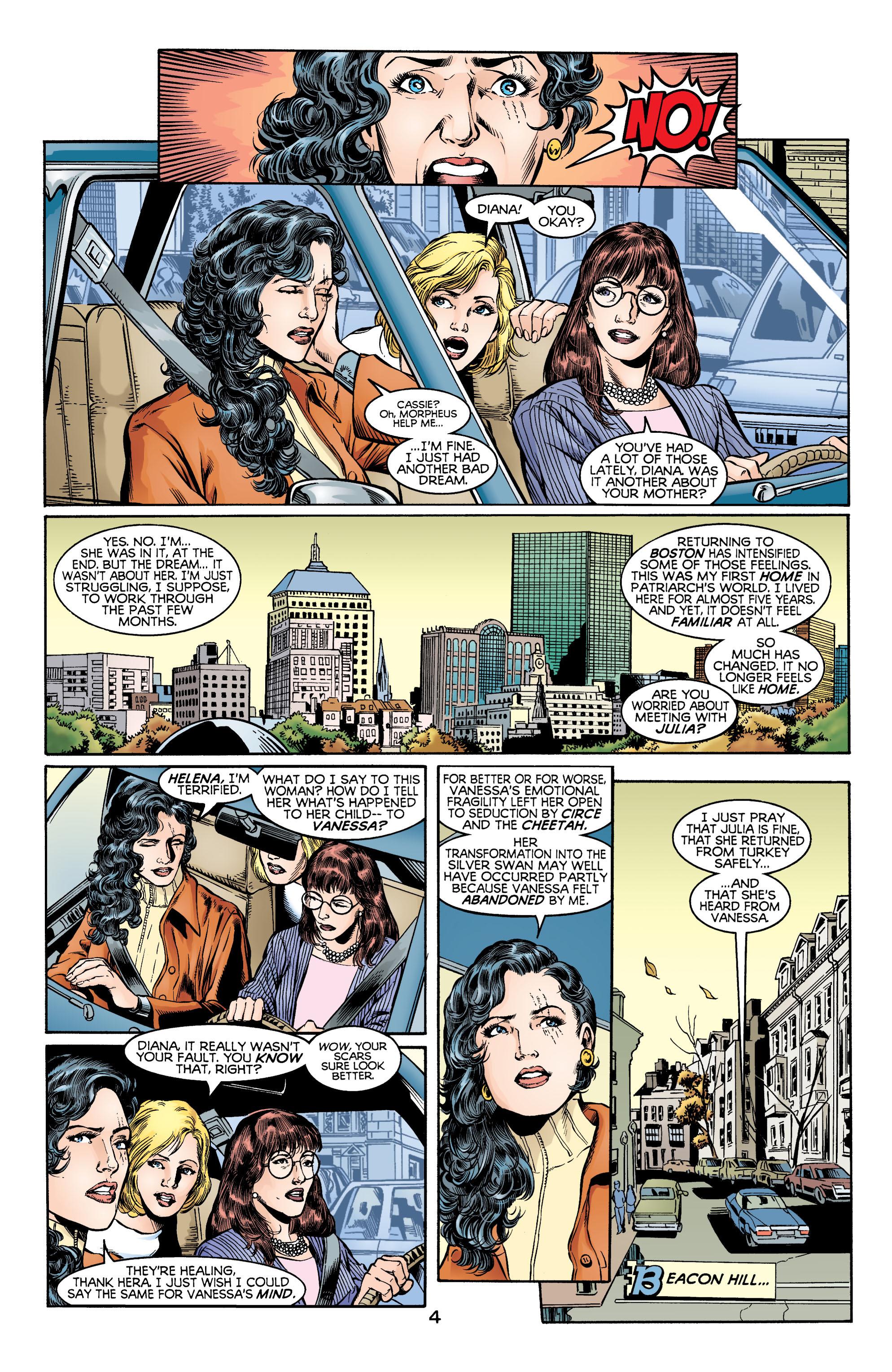 Read online Wonder Woman (1987) comic -  Issue #176 - 5