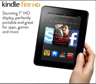 Amazon Kindle Fire HD Tablet is no doubt one of the best budgeted tablets