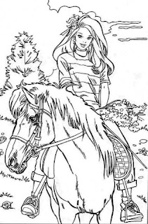 Princess Barbie Coloring Pages Minister Coloring