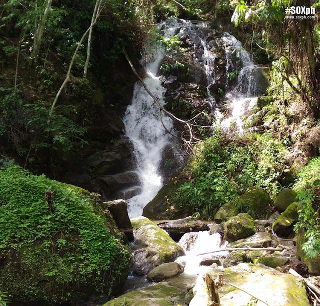 Hidak Falls