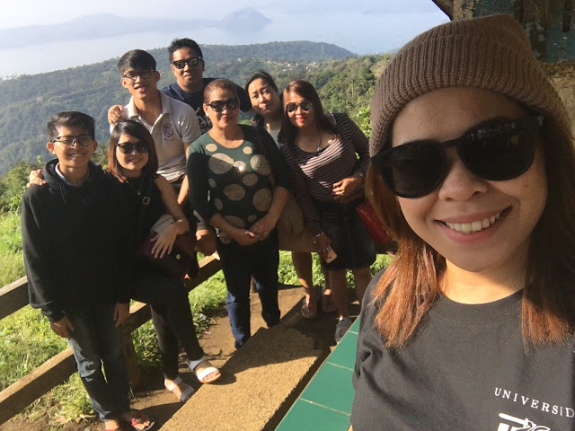 Picni Grove Tagaytay City overlooking Taal Volcano