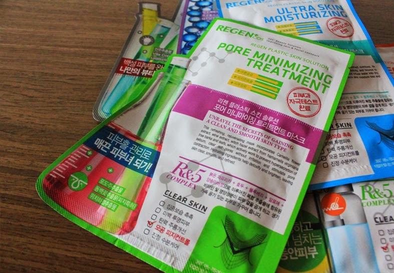 Regen Plastic Skin Solution Pore Minimizing Treatment