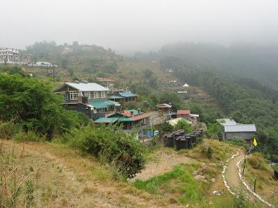 Pangot, A small paradise, Nanital