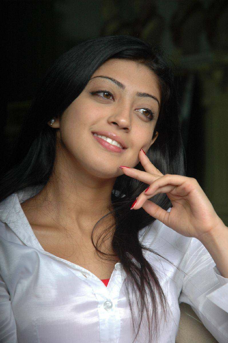 Beautiful Telugu Girl Pranitha Latest Stills In White Shirt
