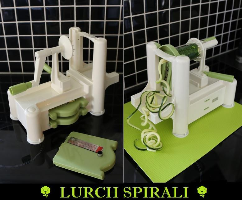 LifestylebyDianaWi: Har du hørt om Lurch Spirali eller Grøntsags Spiralizer?
