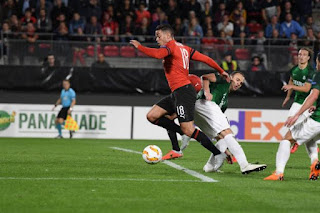 Watch Jablonec vs Rennes live Streaming Today 29-11-2018 UEFA Europa League