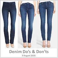 Sydney Fashion Hunter - Denim Do's & Don'ts