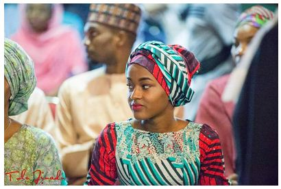 President Buhari Daughter