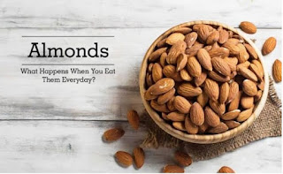 Mind Health Benefits of Almonds