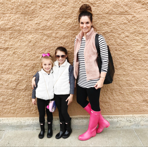 style on a budget, north carolina blogger, mom style, instagram roundup, winter sweater, hunter boots