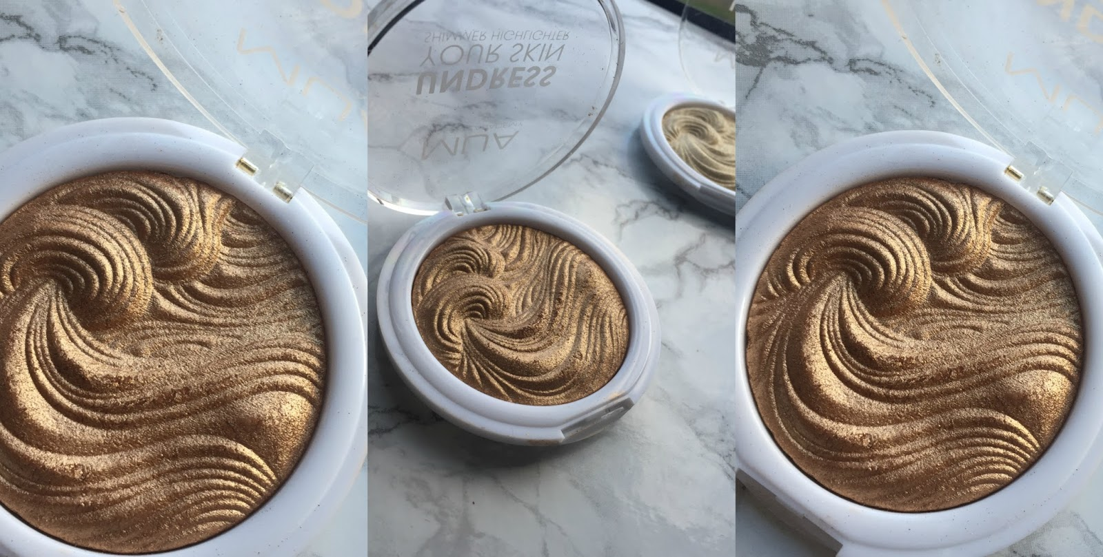 Golden Afterglow mum highlighters