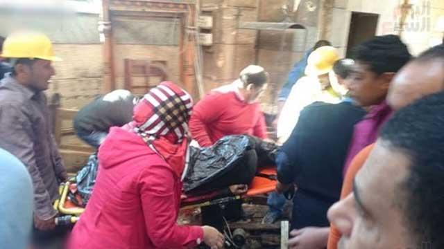 انفجار في محيط الكاتدرائية المرقسية بالعباسية وأنباء عن سقوط ضحايا