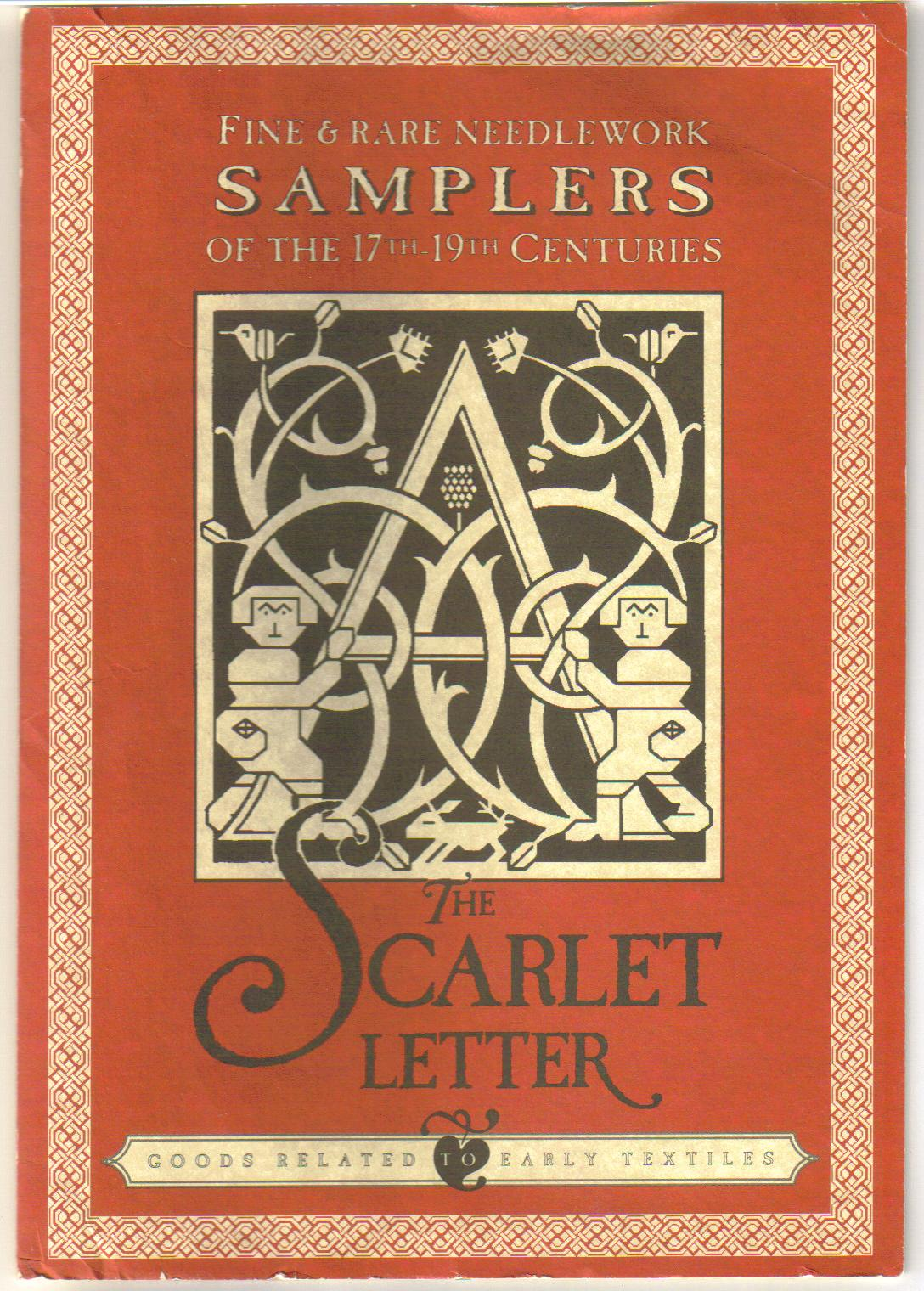 Samplings From Spring Creek Diligence The Scarlet Letter