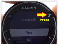 Guide to Reset Garmin Forerunner 230 / 235 to The Default Factory Setting.