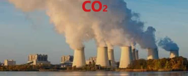 Finaly Carbon Dioxide can be Removed widely from Factories and Power Plants