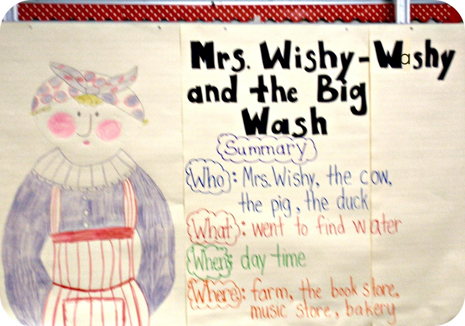 Kinderkids Mrs Wishy Washy And Giveaway