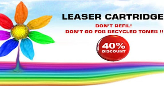 Canon Laser Cartridges - Always Best For Your Printers