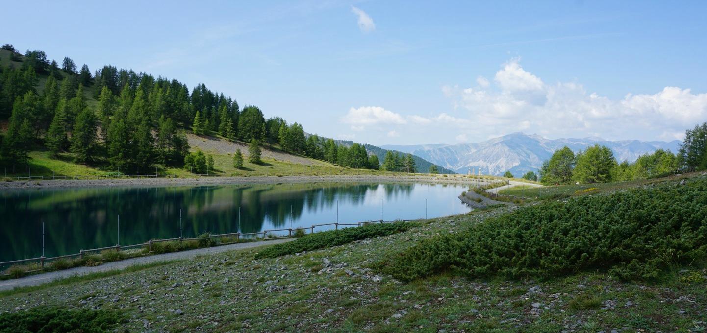 Anguillers Lake Valberg