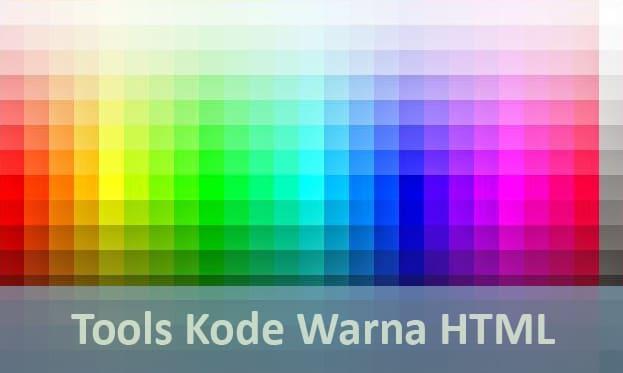 Cara Memasang Tools Kode Warna di Blog