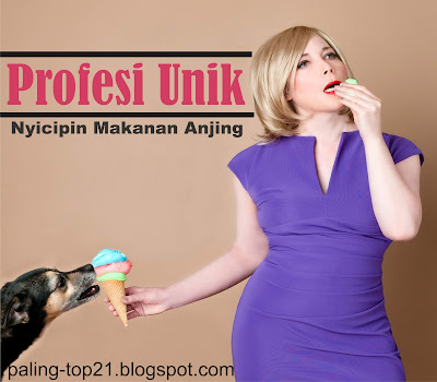 Profesi Unik Anti-Mainstream