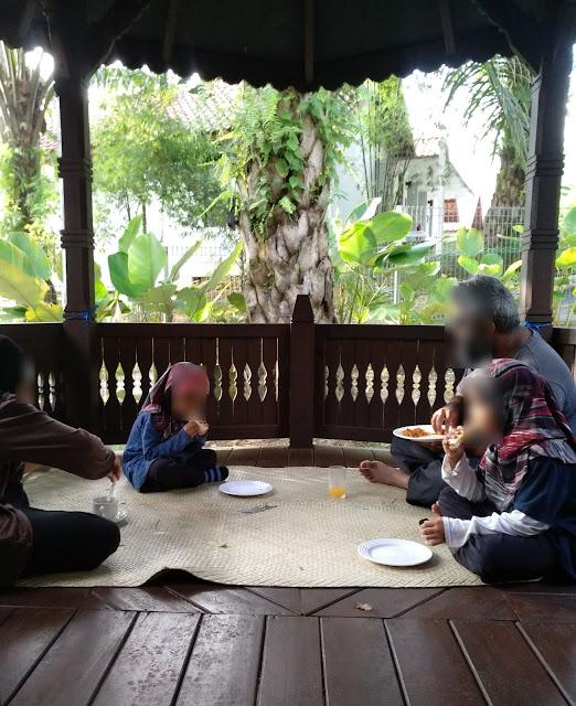 Cuti best di Serendah dengan anak-anak